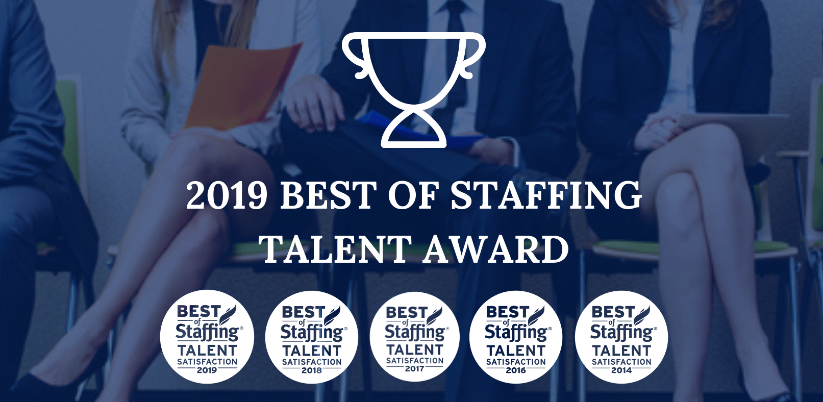 2019 Best of Staffing Talent Award Winner