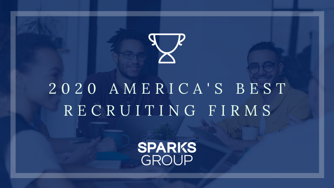2020 Best Recruiting Firms_Sparks Group