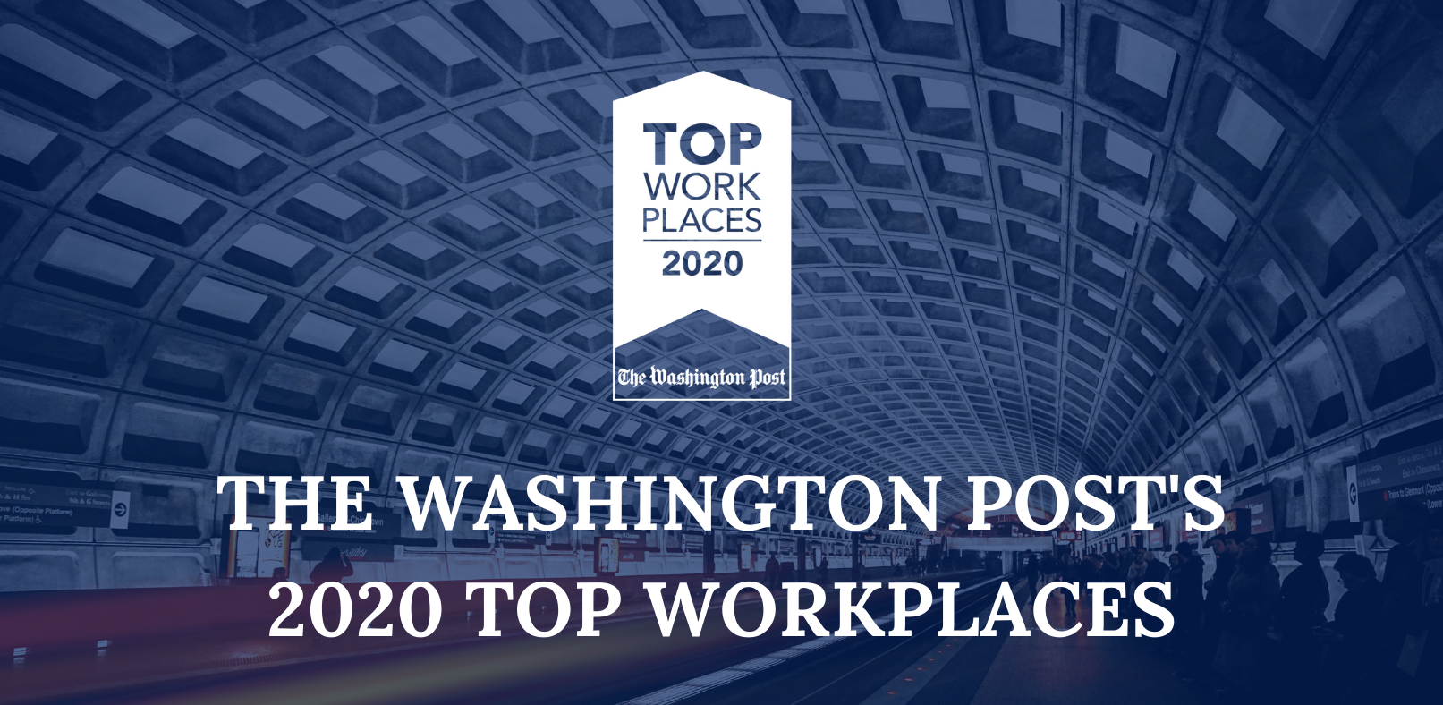 2020 Washington Post Top Workplaces List