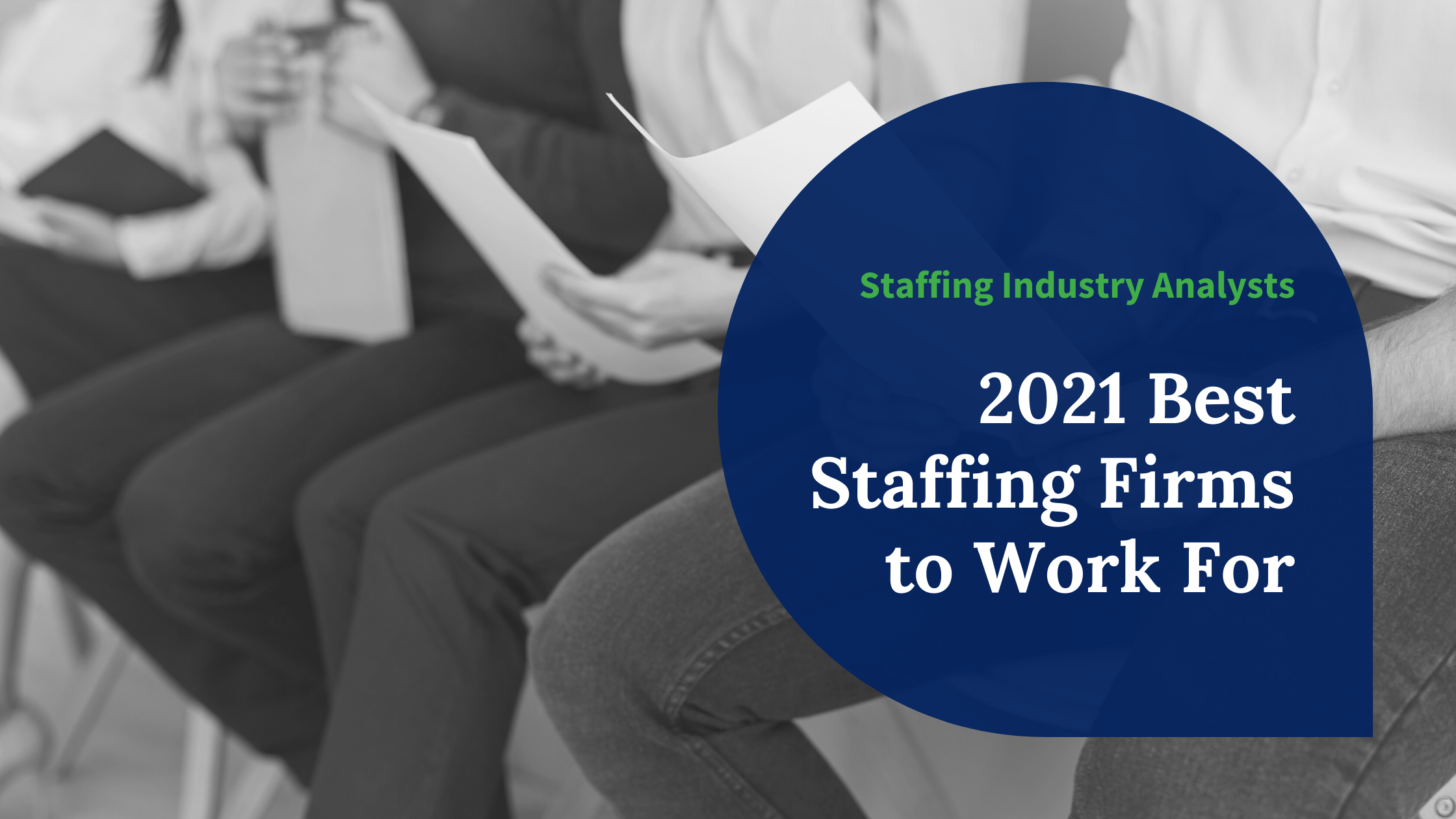 2021 SIA Best Staffing Firms to Work For