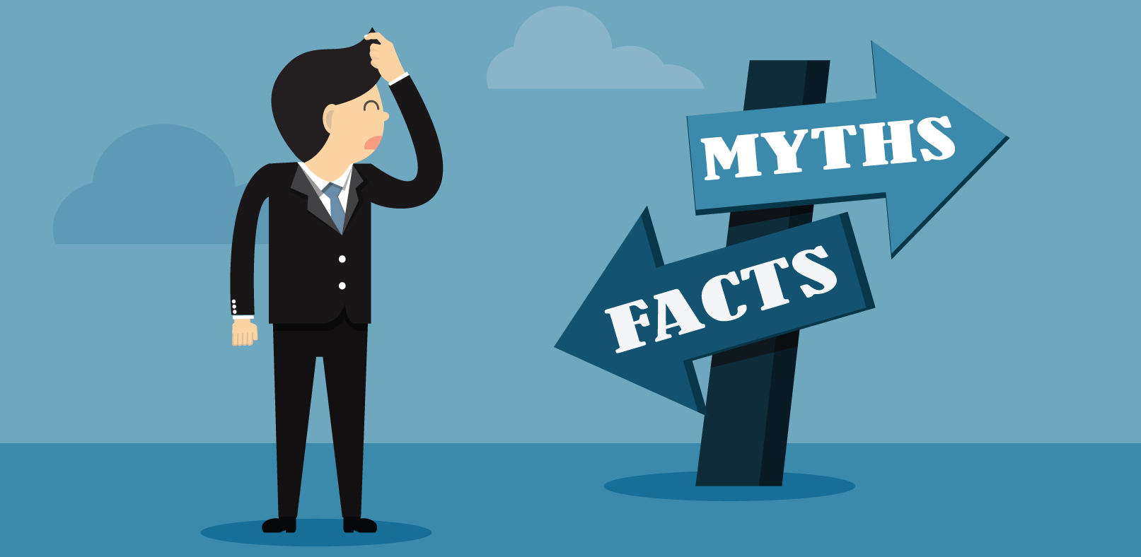 Debunking 5 Myths About Staffing Agencies and Recruiting Firms