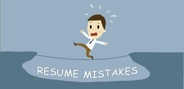Resume Tips: Common Resume Pitfalls to Avoid