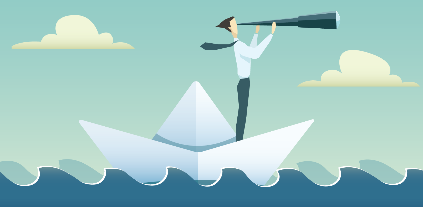 Exhausted in Your Job Search? How to Get the Wind Back in Your Sails