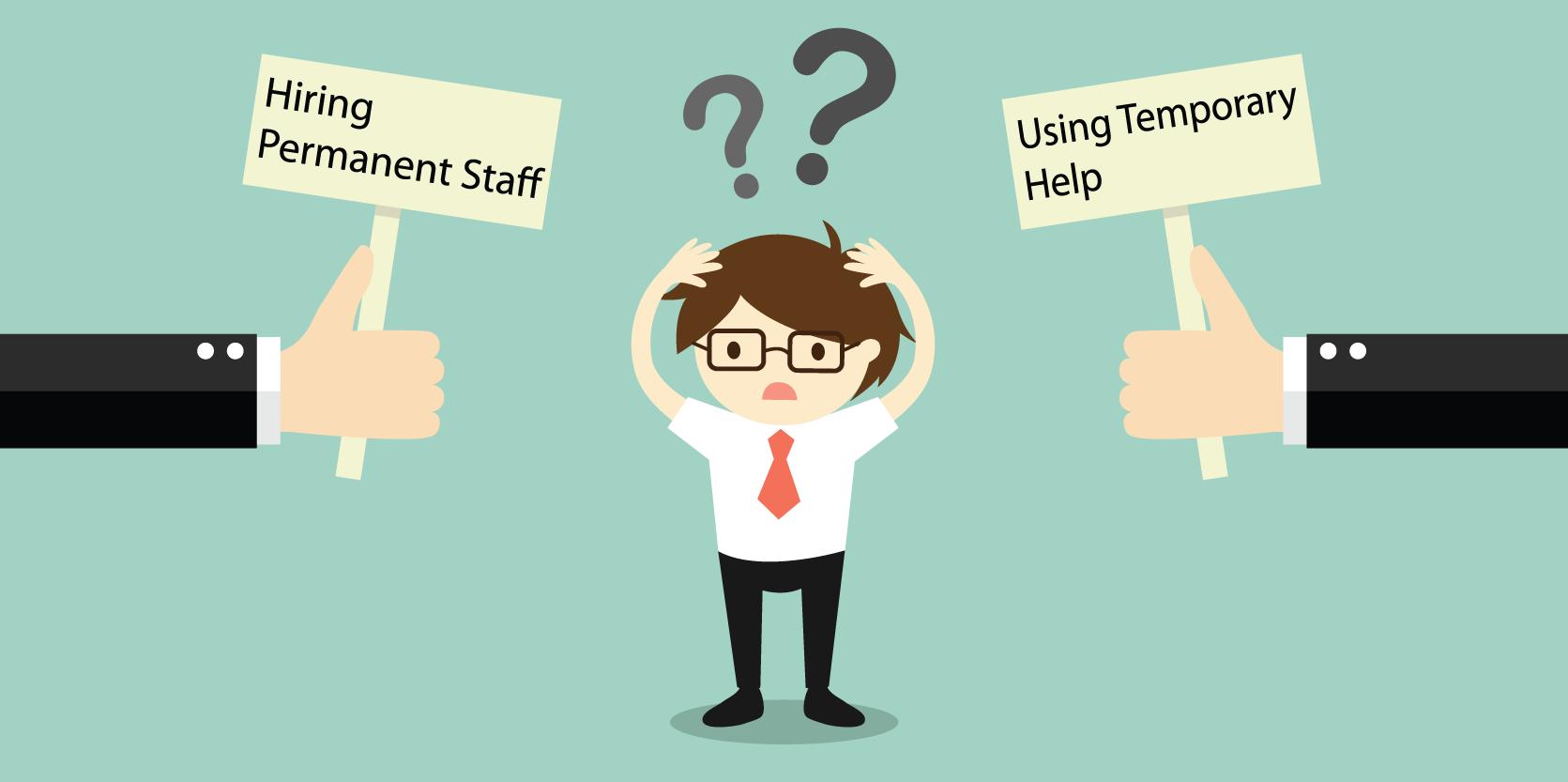 What are the Benefits of Using Temporary Employment Services?