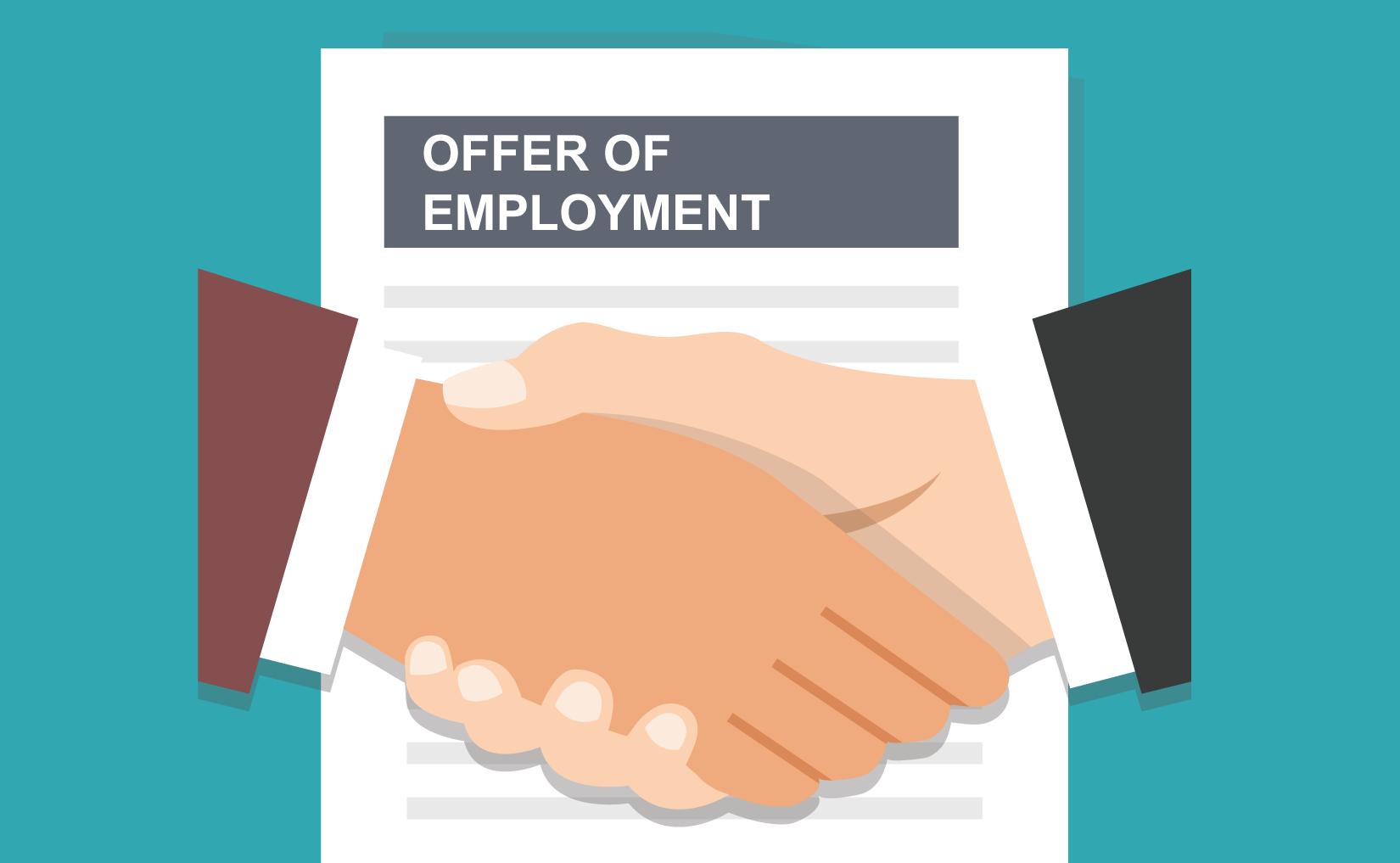 salary negotiation job offer