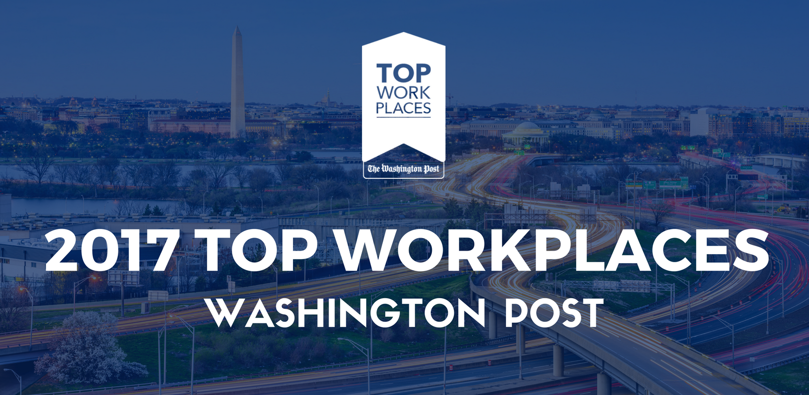 2017 Washington Post Top Workplaces