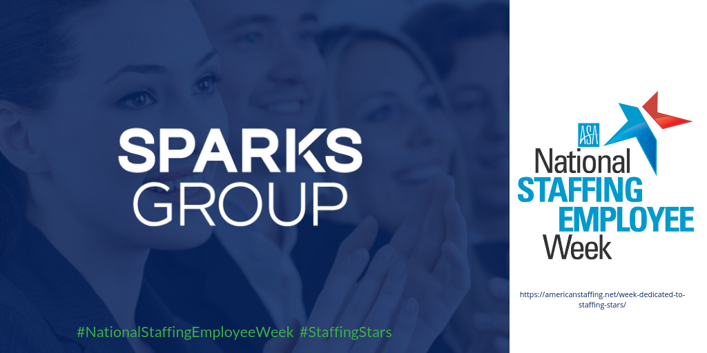 2018 National Staffing Employee Week