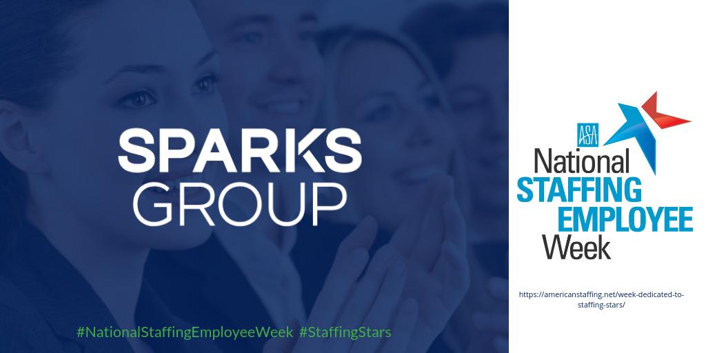 2018 National Staffing Employee Week