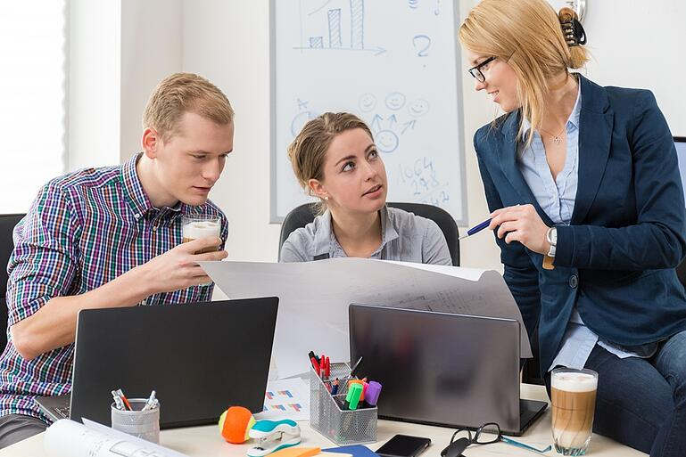 Tips to Maximize Productivity When Summer Interns Head Back to School