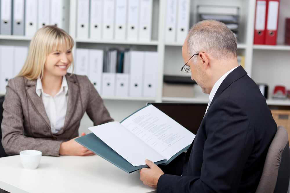 best practices for working with a recruiter