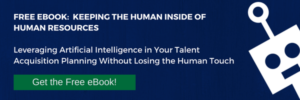Leveraging artificial intelligence in talent acquisition planning